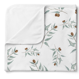 Piper Bug - Jersey Swaddle Blanket - Ray