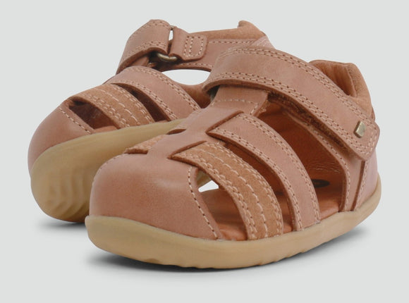 Bobux - Step Up - Roam Sandal - Caramel