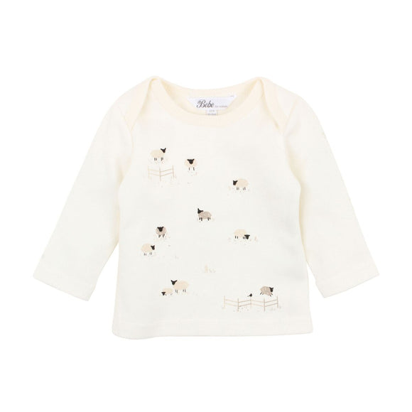 Bebe - Sheep Print Top