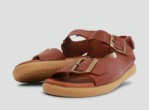 Bobux - Kid+ - Soul Open Sandal - Chestnut
