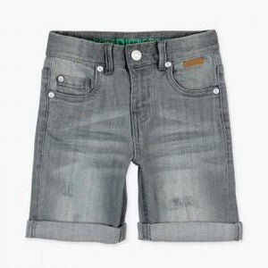 Boboli - Denim Stretch Bermuda Shorts