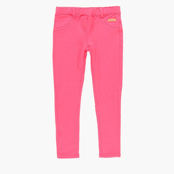 Boboli - Fleecy Stretch Leggings - Pink