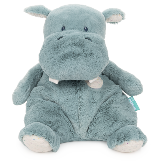Gund - Oh So Snuggle - Hippo - Large