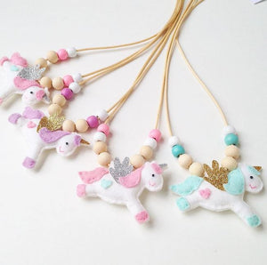 Cherished Unicorn Necklace