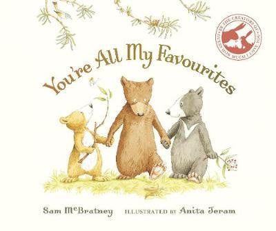 You're All My Favourites - Board Book