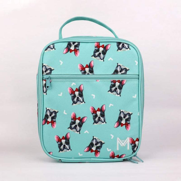 MontiiCo - Insulated Lunch Bag - Puppy Dog