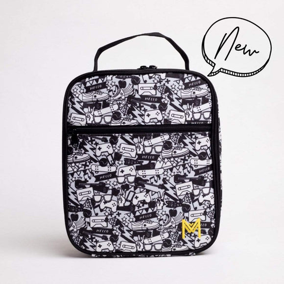 MontiiCo - Insulated Lunch Bag - Street