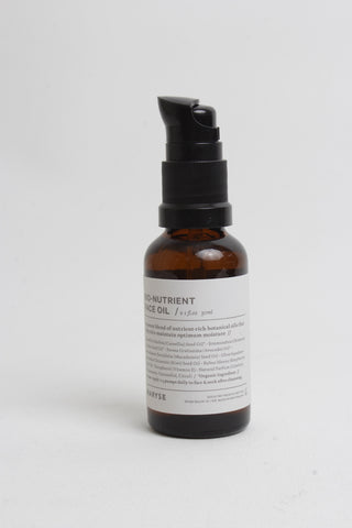 Bio Nutrient Face Oil