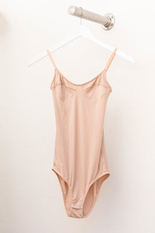 Body With Bra - Blush Bamboo