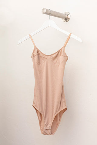 Body With Bra - Nude Bamboo