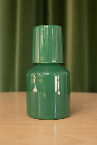 Carafe Opaque - Dark Green