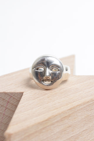 Friend Ring - Silver