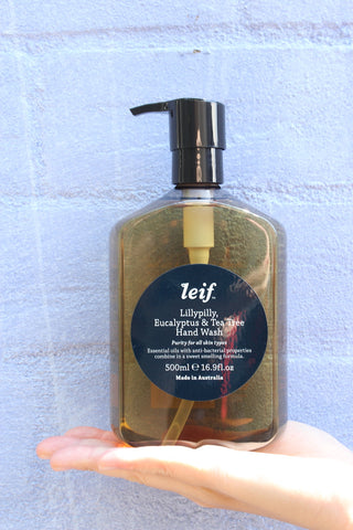 Lillipilly, Eucalyptus & Tea Tree Hand Wash