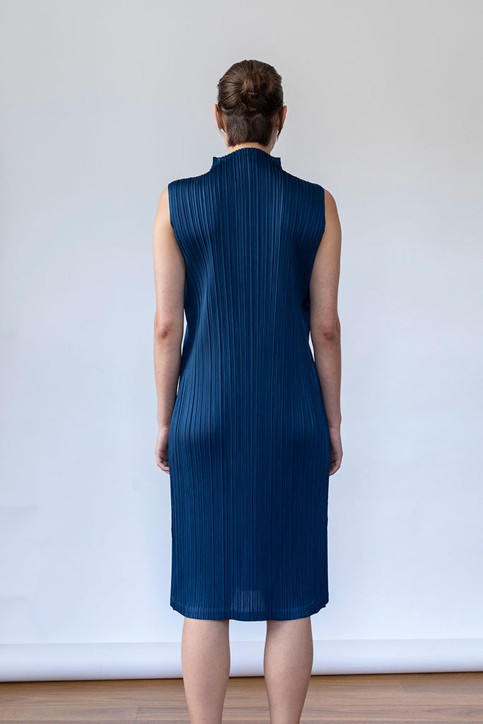 Monthly Colours November Dress - Blue