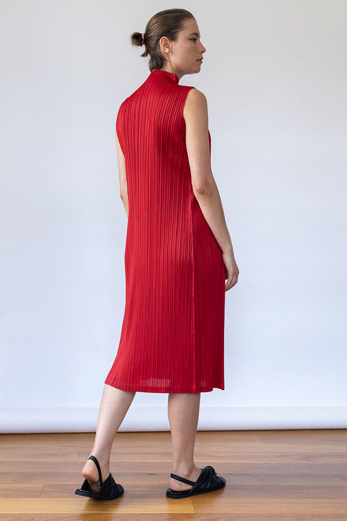 Monthly Colours November Dress - Red