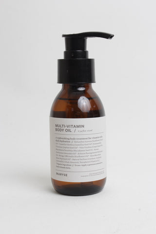 Multi Vitamin Body Oil