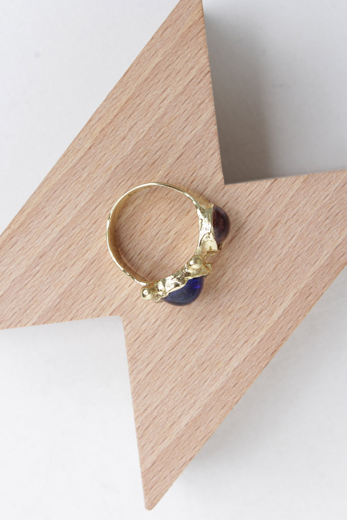 Pulp Ring - Blue/Lavender