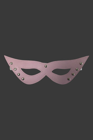 Pink Stud Eye Mask