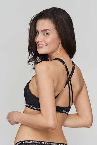 Body Scapes Triangle Bralette