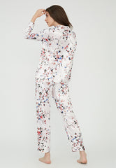 Kayla Pajamas set Pink