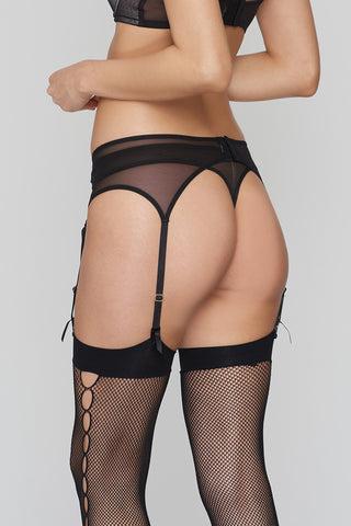 Glamazon Garter Belt