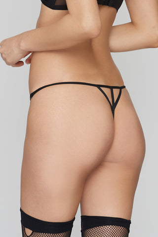 Black Magic Thong