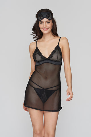 Sexiest Fragrance Mini Nightwear