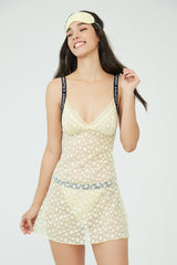 Melon Yellow Nightwear