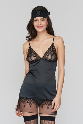 Black Magic Mini Slip