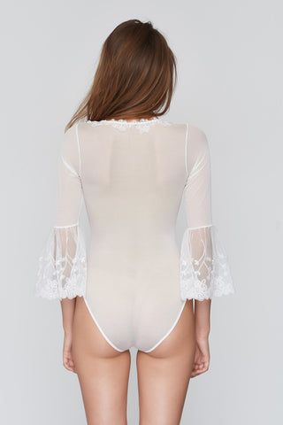Harriet Bridal Bodysuit