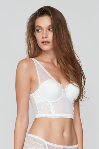 Caren Bridal Long Bra