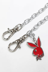 Bunny Mask Strap Red