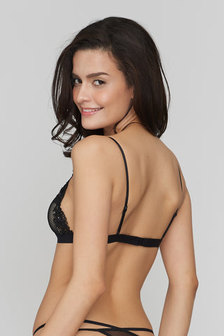 Sexiest Fragrance Triangle Bralette