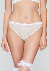 Caren Bridal Thong