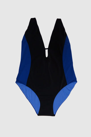 Absinthe Deep Plunge One Piece