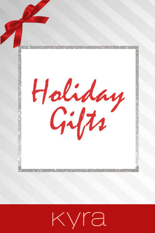 Limited time! Holiday Gift Package