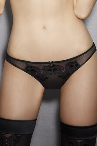 Midnight Thong Panty