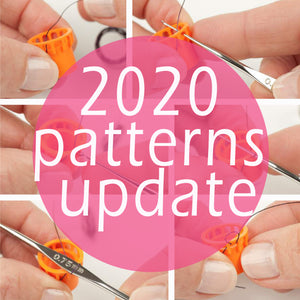 NEW versions for veteran wire crochet patterns