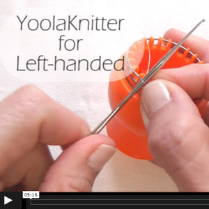 Left-handed? this is for you (but not only ...)