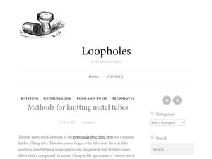 Loopholes blog