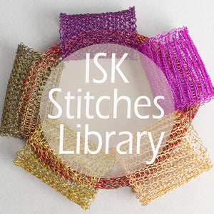 ISK stitches library - published