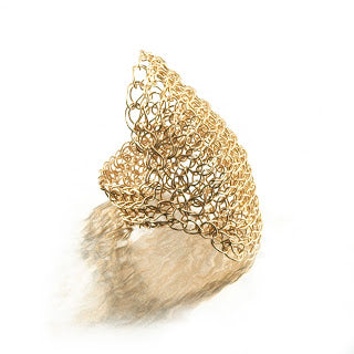 cleopatra gold ring