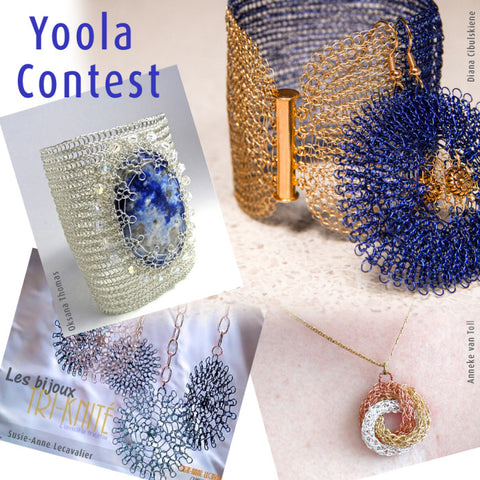 Wire Crochet contest