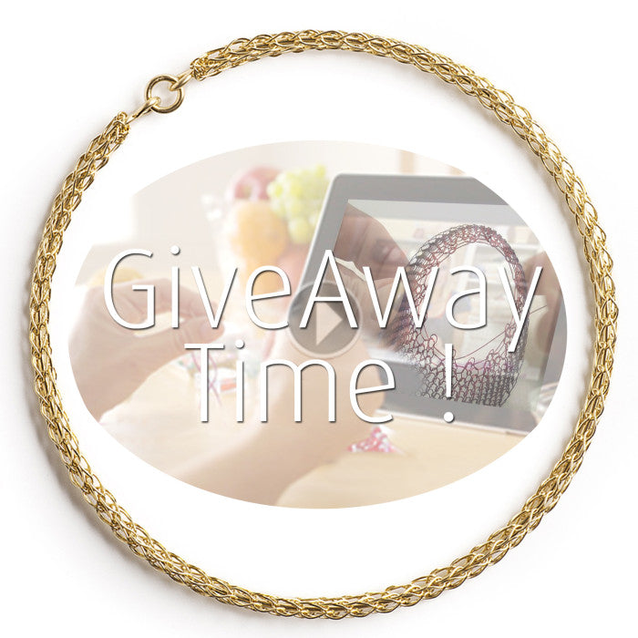 Giveaway Jewelry Wire Crochet