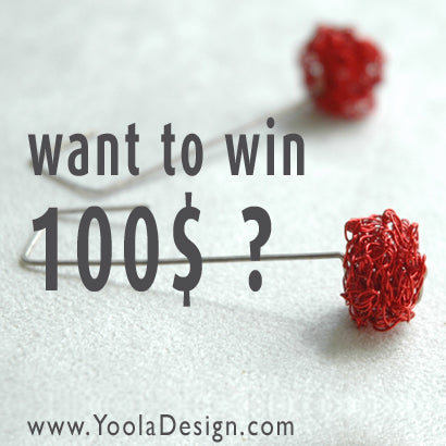 Wire Crochet Jewelry Contest Yoola