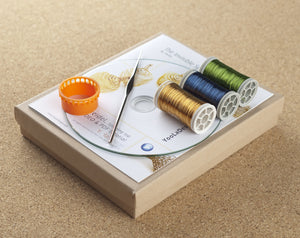 Hanukkah Holiday Gift , how to wire crochet a DREIDEL that spins - Yooladesign