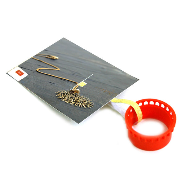 Wire crochet loom M , ISK invisible spool knitting starter tool - Yooladesign