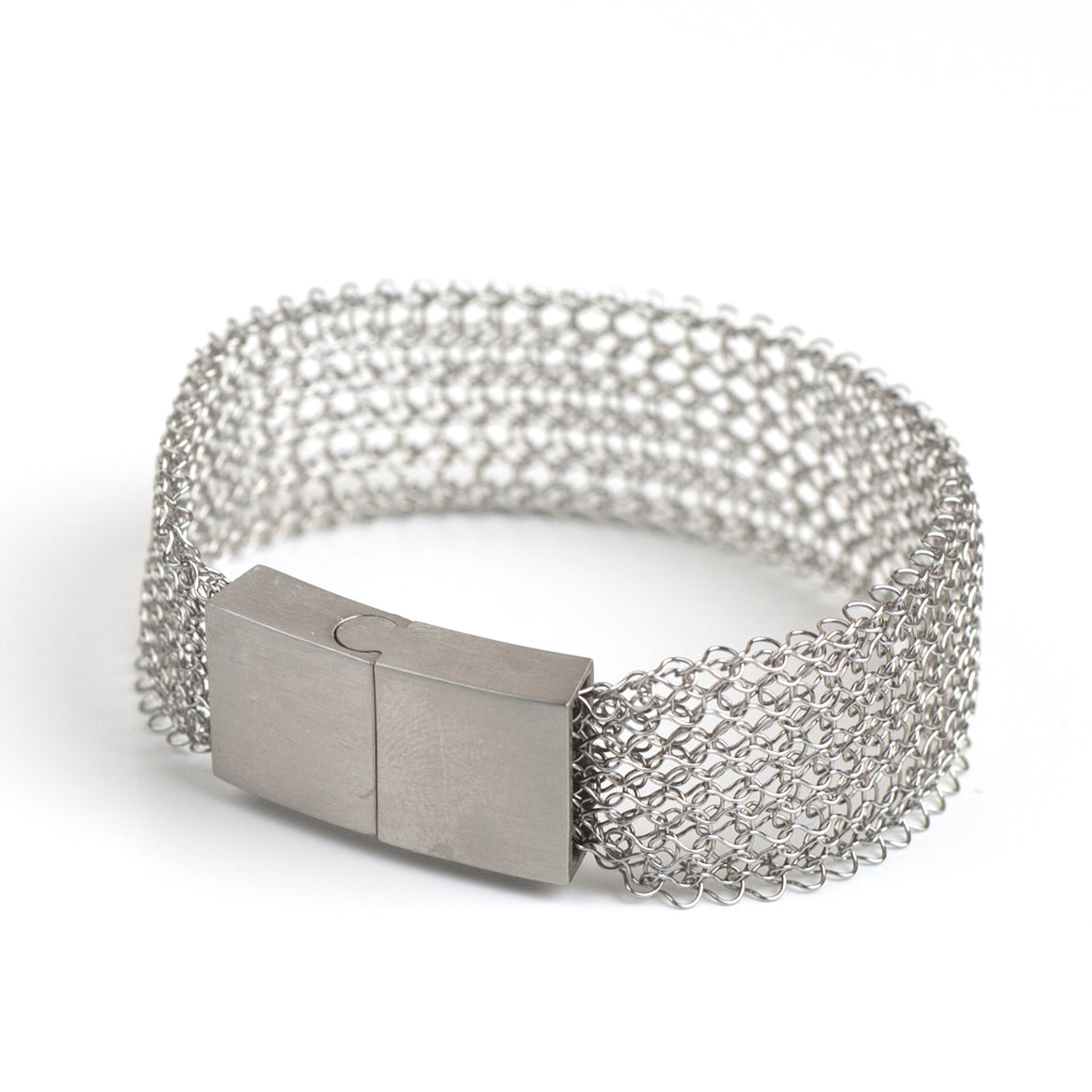 Men's Mesh Bracelet - Yooladesign