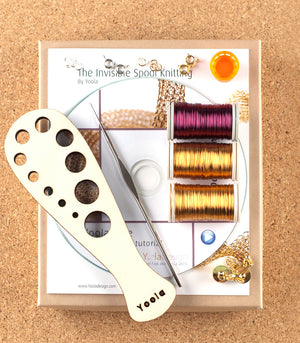 Wire Crocheting for Crocheters - Yooladesign