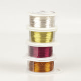 Colorful Artistic wire , Color wire for wire crochet , Copper color wire - Yooladesign